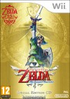 Legend of Zelda: Skyward Sword Boxart