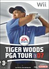 Tiger Woods PGA Tour 07 Boxart