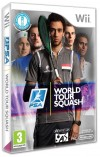 PSA World Tour Squash 2015 Boxart