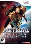 Metroid Prime 3: Corruption Boxart