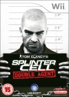 Splinter Cell: Double Agent Boxart